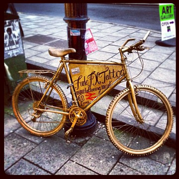 Golden Bike 38:143