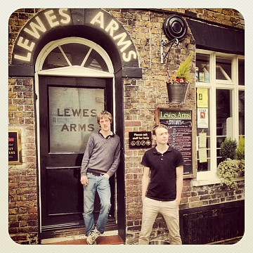 Lewes Arms Lads 55:132