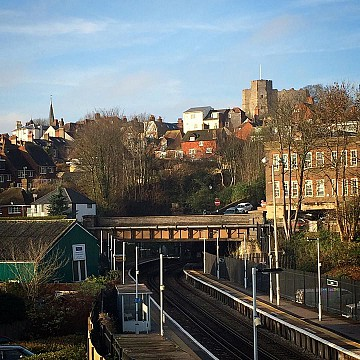 Lewes Station View 82:132