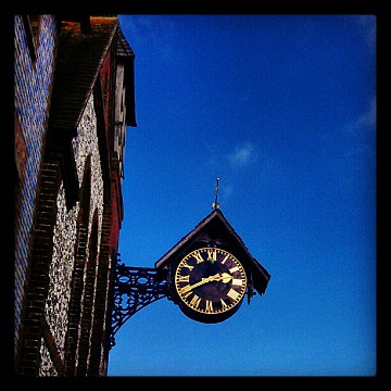 Lewes Town Clock 88:132