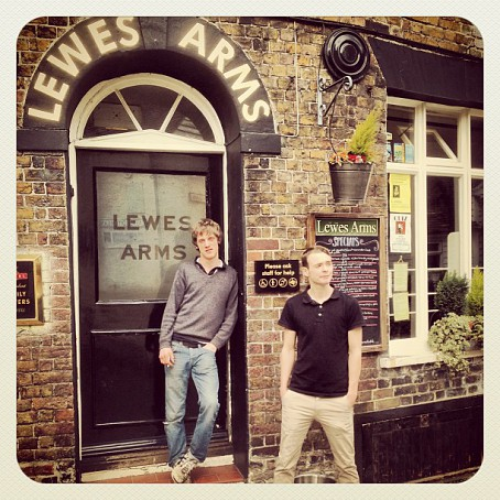 Lewes Arms Lads