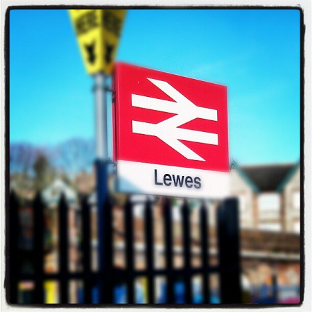 Station Lewes