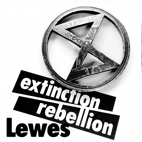 extinction rebellion lewes