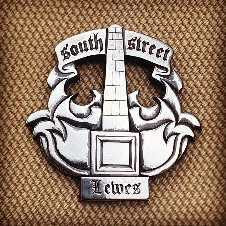 south street badge