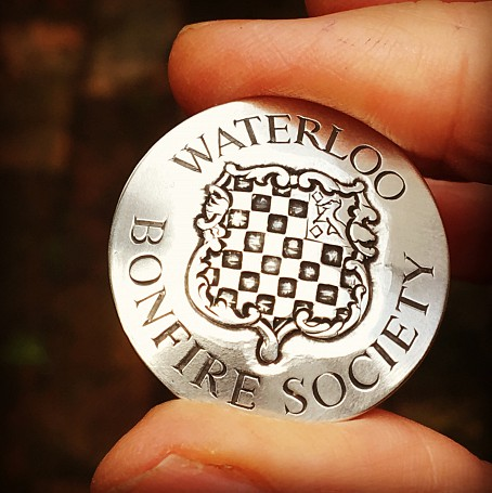 waterloo badge