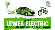 Online electric car show