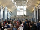 AGM Lewes U3A in Corn Exchange