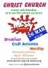 Messy Church for Mothering Sunday