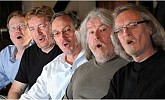 The Wilsons song & vocal harmony workshop, Lewes Saturday Folk Club