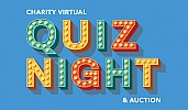 Charity Virtual Quiz and Auction