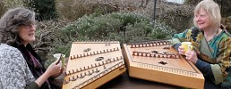 English Dulcimer Duo, Lewes Saturday Folk Club