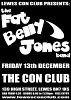 Fat Belly Jones at the Con Club
