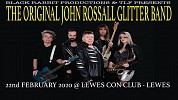 The Original John Rossall Glitter Band at the Con Club
