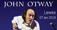 John Otway  at the Con Club