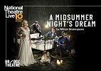 NT Live A Midsummer Nights Dream 12A