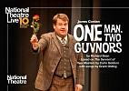 NT Live One Man Two Guvnors 12A