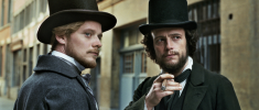 The Young Karl Marx no rating
