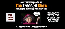 The Treason Show at the Con Club