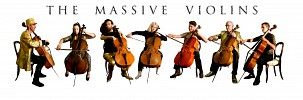 The Massive Violins Christmas Special