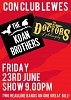 Koan Brothers & The Doctors at The Con Club