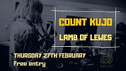 COUNT KUJO AT THE LAMB!