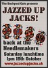 JAZZED UP JACKS! LIVE AT THE NEEDLEMAKERS
