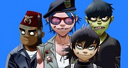 Gorillaz Reject False Icons 15