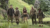Jumanji Welcome to the Jungle 12A