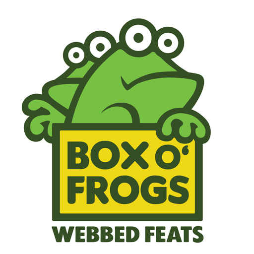 Box o' Frogs - Webbed Feats