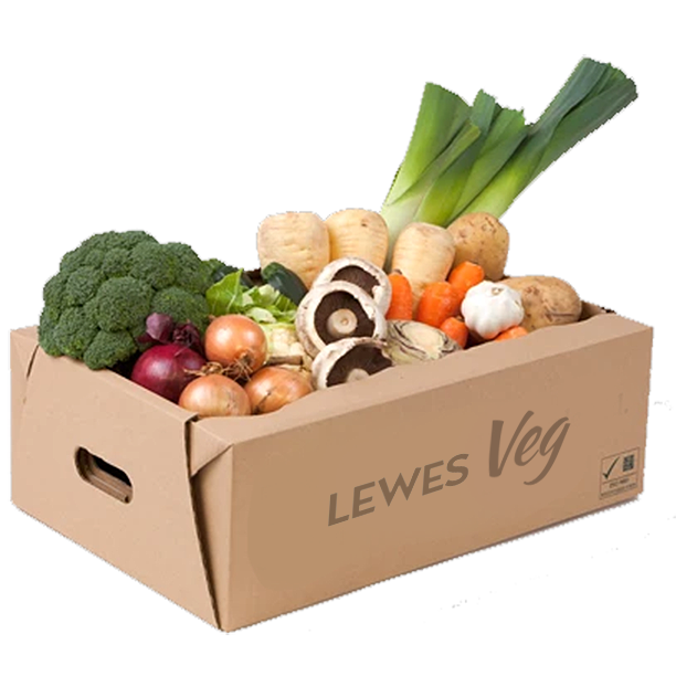 Veg boxes delivered to your door